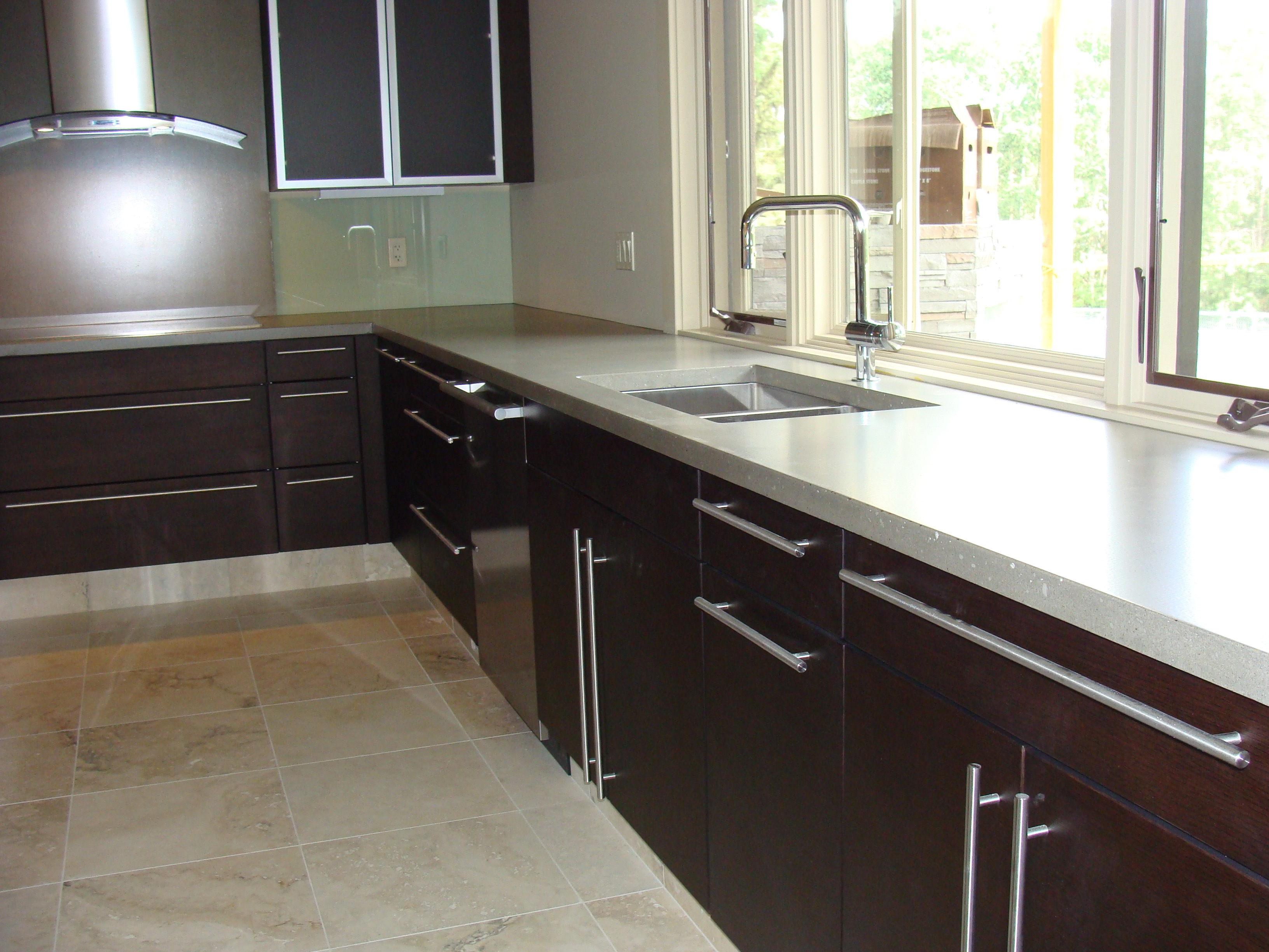 Clays Concrete Countertops - Kitchen